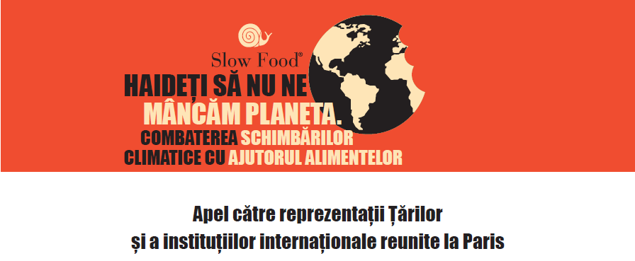 Apel Slow Food