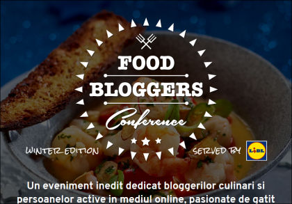 Food Bloggers Conference 2017