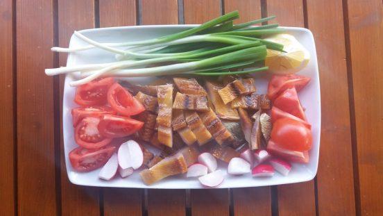 salad fish