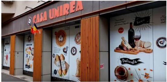 Casa Română de Falimentare a Comerțului Agroalimentar – UNIREA SA