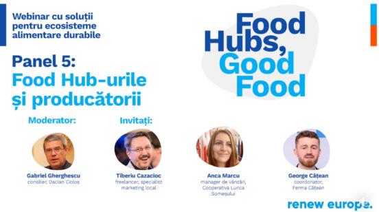 Good Food Food Hubs